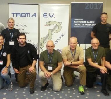 TREMA bei der Konferenz zu Terrorlagen in Düsseldorf
