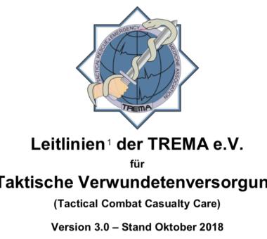 Neue TREMA Guidelines 3.0 veröffentlicht